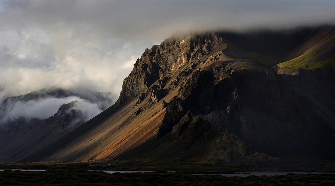 """Stokksnes Peninsula, Iceland"""