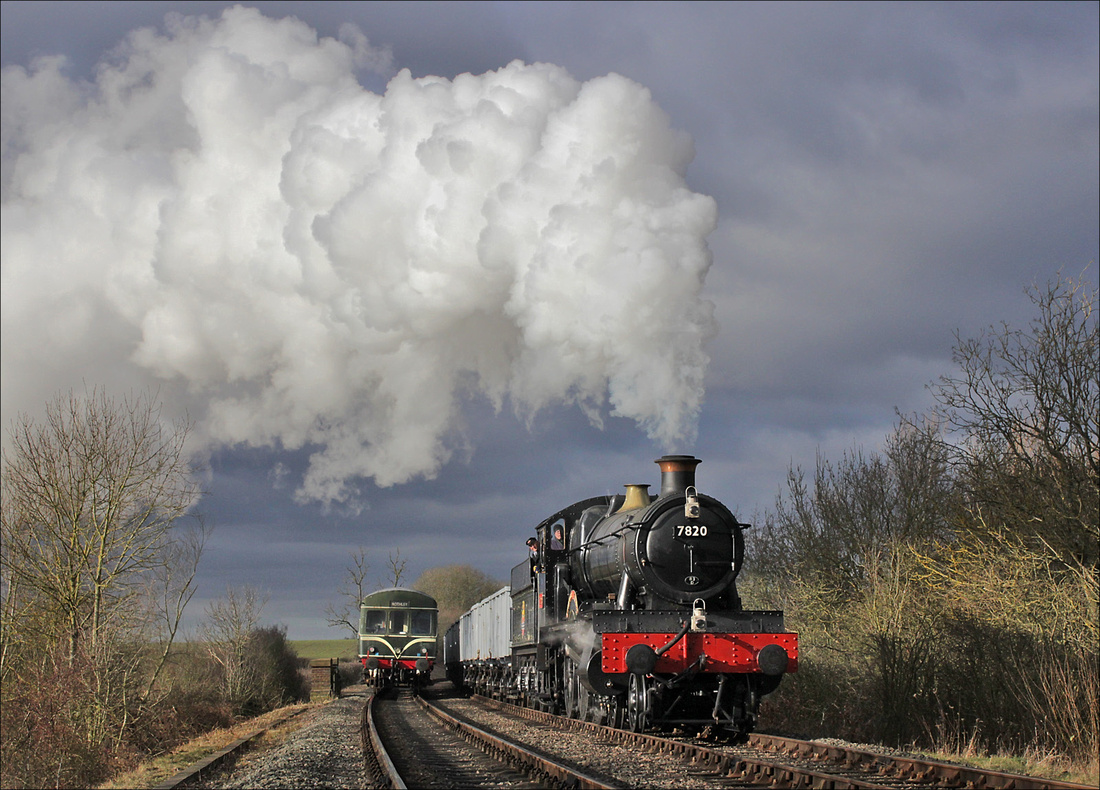 """Passing Trains"""